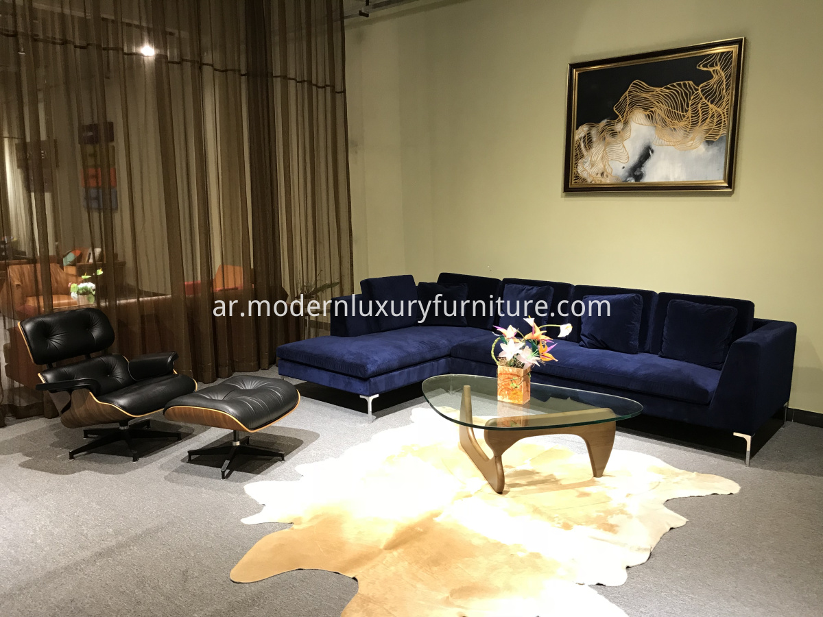 Eames Lounge Chair Replica In The Showroom Of Yadea