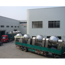 Metal powder double screw conical mixer
