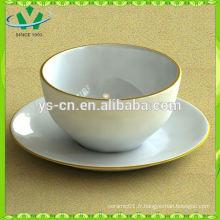 Ensemble de vaisselle en porcelaine pour enfants