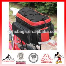 Le sac multifonctionnel de supports de bicyclette sac imperméable de sacoches de bicyclette