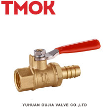 High quality Brass Female Gas Ball Valve
