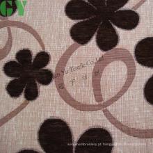 Tecido de sofá/cortina/estofa de chenille Jacquard (G44-224)