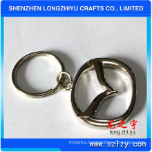 Zinc Alloy Keychain Metal Car Logo Keychain Wholesale