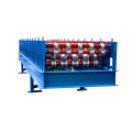 EPS rock wool rockwool corrugated roll forming machine sandwich panel making machine with ce