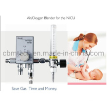 Air-Oxygen Blender for Neonate/Infant Air-Oxygen Mixer Medical Equipment