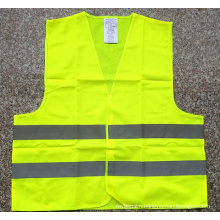 High-Visibility Refelctive Safety Jacket with En471/Customizable En 20471 and ANSI/Isea 107 Reflective Safety Vest/Hi Vis Workwear Mesh Safety Vest Road Safety