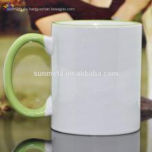 FREESUB Sublimation Heat Press Tazas de café personalizadas
