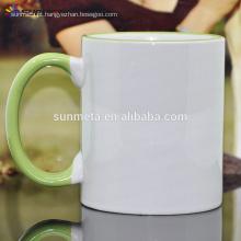 FREESUB Sublimation Heat Press Copos de café personalizados