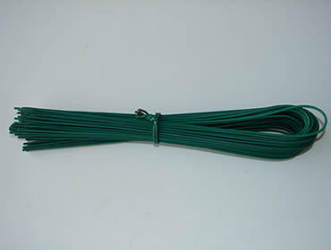 PVC U type tie wire/galvanized u wire
