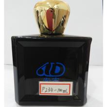 Ad-P234 Hot Sale Pet Frasco de Perfume de vidro Pet 100ml