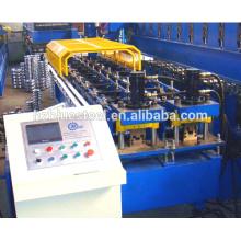 Máquina de formação de rolos de canal de faringos, máquina formadora de rolo de parafuso de metal