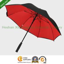 "54"" arc Windproof Golf parapluie publicitaire (GED-0027FDA)"