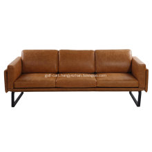 Cassina 202 OTTO three seaters Leather