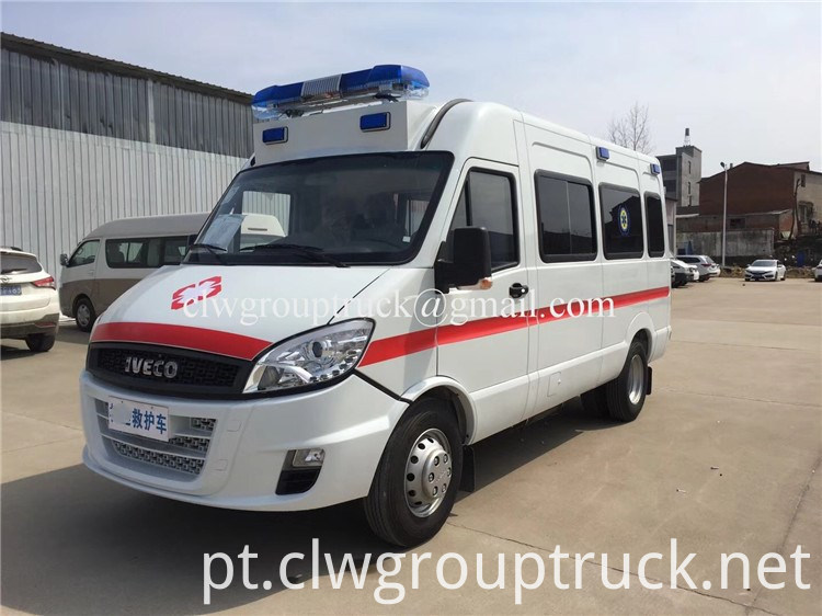 Rescue Ambulance Car2