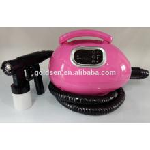 Indoor Kleine Solarium Mini Spray Tan Gun System Professionelle Airbrush Portable HVLP Körper Sun Bräunungsmaschine