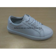 Classic Leather Casual Shoes Sport Shoes Stock (FF616-4)