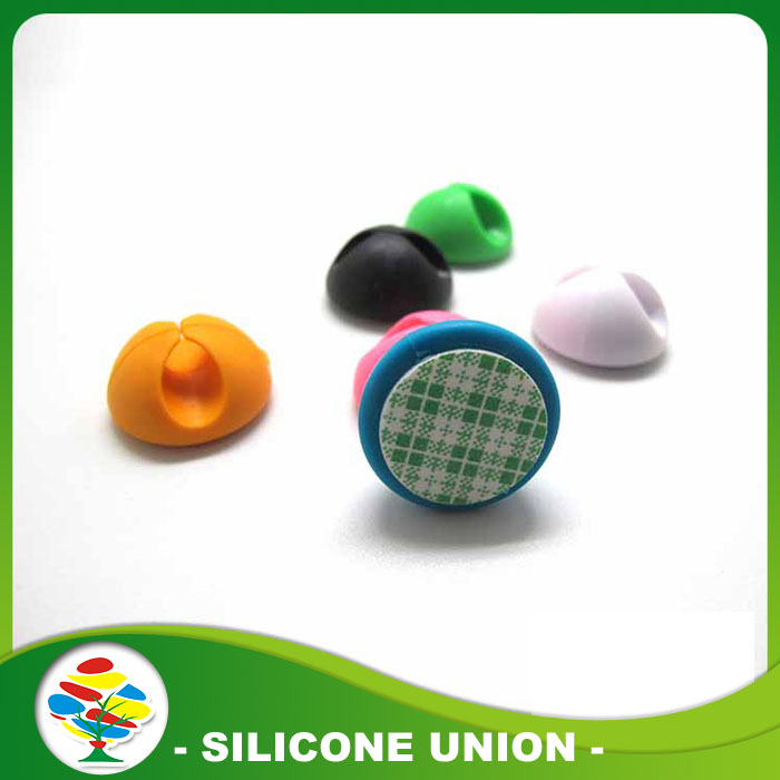 silicone Cable Holder Clip