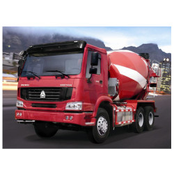 Hydraulic Motor 12M3 Concrete Transit Truck
