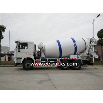 SHACMAN 6 CBM 10 Wheel Cement Mixer Camiones