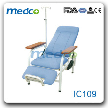 IC109 Best seller! reclining hospital bed chairs accompany chair