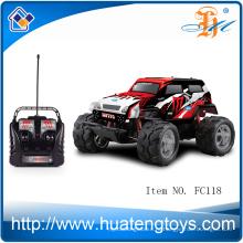 Feilun FC118 4ch 45cm длина большой масштаб дистанционного управления монстр грузовик внедорожник rc большой колесный автомобиль для продажи