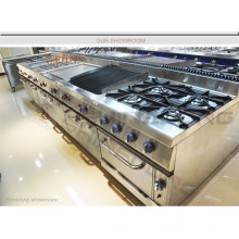Stainless Steel 304/201 Restaurant Kitchen Equipment