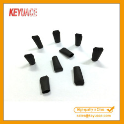 Single Wall Insulation Heat Shrink End Cap