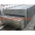Type de trous galvanisés Échafaudage Plaques en acier pour la construction Rouleau formant machine à fabriquer L'Iran