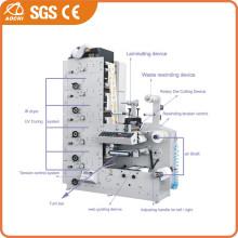 Multi-Colors Flexographic Printing Machine (AC320-6B)