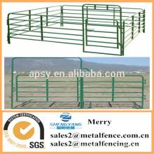Nutzlast pulverbeschichtet Vieh Bauernhof Zaun Pferd Corral Zaun Panel