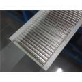 Paneles compuestos de aluminio corrugado para techos y paredes