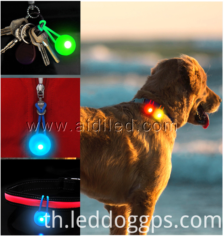 Dog Lights For Collars