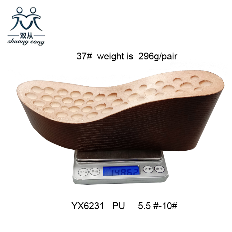 Wedge Outsole