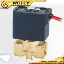 Mini electroválvula de gas LPG