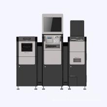 Distributeur automatique de billets en libre-service