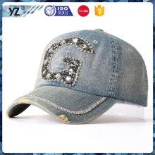 Neue Produkt Originalität Falten Cowboy Cap mit Tasche in China gemacht