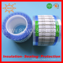 Plastic Cable Identification Heat Shrink Label