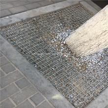Was ist heißes eingetauchtes galvanisiertes Stahlgitter / Gitter