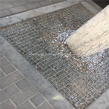 O Que É Grelha De Aço Galvanizado Por Imersão A Quente / Grelha