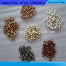Caremisit-Filtermaterial, Abwasserbehandlungsmaterial, Abwasserfiltermaterialherstellung