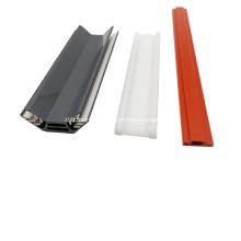 Perfil hueco de extrusión de HDPE personalizado para material de construcción