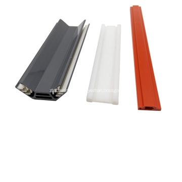 Perfil oco de extrusão de HDPE personalizado para material de construção