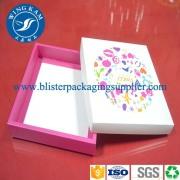 Caliente venta de papel plegable caja de embalaje para la bufanda