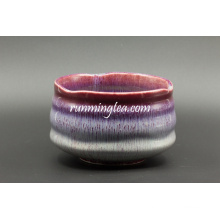 Pintando tigelas de cerâmica Set Household diário personalizado cerâmica Matcha Bowl