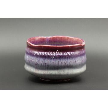 Malerei Keramik Schüsseln Set Daily Haushalt Custom Keramik Matcha Bowl