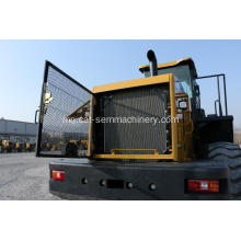 Wheel Loader CAT Factory SEM656D With Cummin Engine