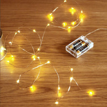 Decorative Fairy Battery Powered String Lights