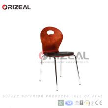fabricante de silla plegable de madera contrachapada OZ-1064