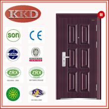 Copper Coated Steel Security Door KKD-339