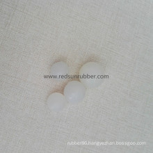 Clear Silicone Rubber Ball